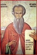 Saint Germanus of Dacia Pontica (Dobrogea)