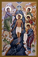 Afterfeast of the Theophany of our Lord and Savior Jesus Christ
