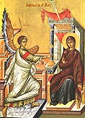 Forefeast of the Annunciation