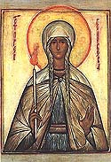 Venerable Genevieve of Paris