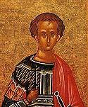 Martyr Polyeuctus of Melitene, in Armenia
