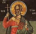 Martyr Stratonicus of Belgrade