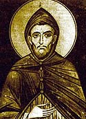 Venerable Gabriel, Founder of Lesnov Monastery in Bulgaria