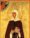 Saint Ita, Hermitess of Killeedy