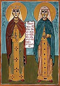Ss. Salome of Ujarma and Perozhavra of Sivnia