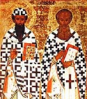 St. Athanasius the Great the Archbishop of Alexandria