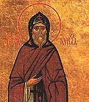 Venerable Schemamonk Cyril, the Father of St Sergius of Radonezh