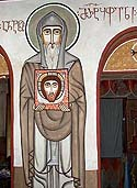 St. Anthony the Founder of Monasticism in Georgia