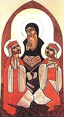 Venerable Macarius the Great of Egypt
