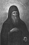 Venerable Euthymius the Schemamonk
