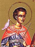 Martyr Neophytus of Nicea