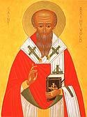 Saint Brihtwald of Wilton