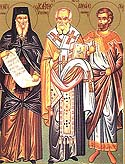 Venerable Dionysius of Olympus