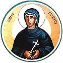 Martyr Felicitas of Rome, and her seven sons