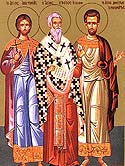 St. Akepsimas the martyr