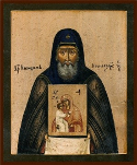 Venerable Nicodemus the Abbot of Kozhe Lake