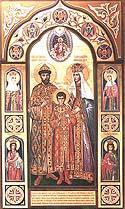 Passion-bearer Tsar Nicholas