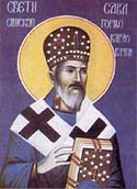 St. Sava, Bishop of Gornjikarlovci