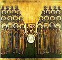 Synaxis of the Saints of Radonezh