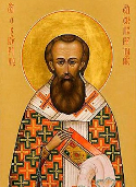 Hieromartyr Cyril the Bishop of Gortyna in Crete