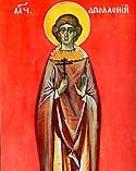 Martyr Apollonius of Sardis