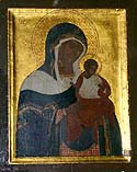 Icon of the Mother of God Konevits