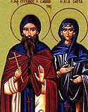 Venerable Stephen of St Sava Monastery