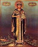 Right-believing Prince Roman of Ryazan