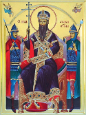 Blessed Stephen the King of Serbia
