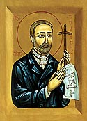 Martyr Ilia Chavchavadze of Georgia