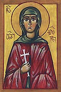 Martyr Salome the Georgian