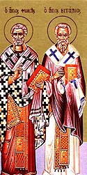 Hieromartyr Vitalius, Bishop of Ravenna