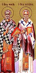 Hieromartyr Vitalius, Bishop of Ravenna