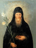 Venerable Moses the Hungarian of the Kiev Near Caves