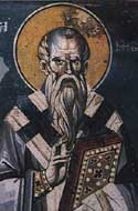 Equal of the Apostles Clement of Ochrid, Bishop of Greater Macedonia, and his companions