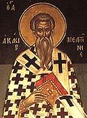 Martyr Acacius of Apamea