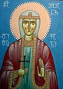 Martyr Shushanik, Queen of Georgia