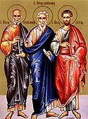 Apostle Crescens of the Seventy