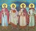 Martyrs of Niculitsel