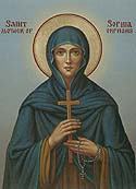 Venerable Sophia of Ainos