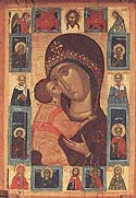 Icon of the Mother of God from Igorevsk