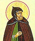 Venerable Bessarion the Wonderworker of Egypt