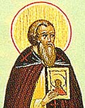 Venerable Hilarion the New, Abbot of the Dalmatian Monastery