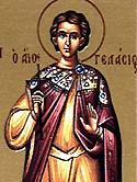 Martyr Gelasius