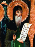 Venerable Jonah, Abbot of Klimetzk