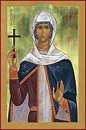 Martyr Priscilla of Rome