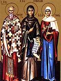Martyr Zinaida (Zenais) of Caesarea in Palestine