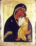 Icon of the Mother of God of Yaroslavl