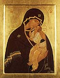 Icon of the Mother of God of Yaroslav