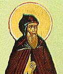 Venerable Alexander, Abbot of Kushta, Vologda
